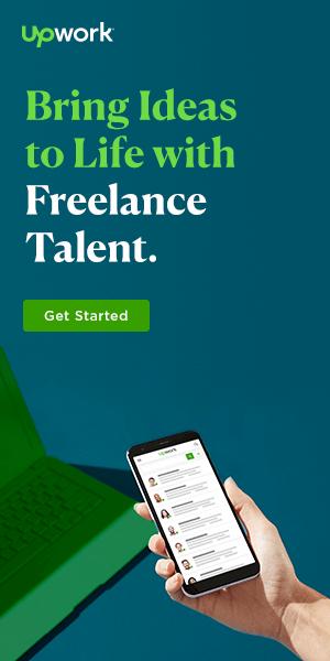 upwork freelance software web mobile developers